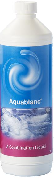 AquaSparkle Aquablanc Combination Liquid