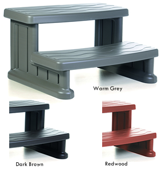 Cover Valet Spa Steps for Hot Tubs