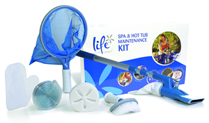 Hot Tub Maintenance Kit | Spa Cleaning Kit