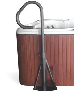 Spa Side Handrail | Hot Tub Handrail