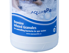 Bromine Hot Tub Chemicals
