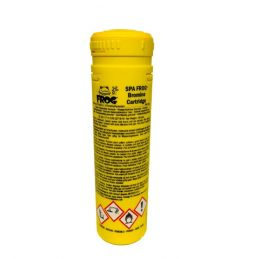SPA FROG Bromine Cartridge(Yellow)