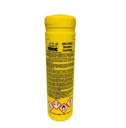 SPA FROG Bromine Cartridge(Yellow)